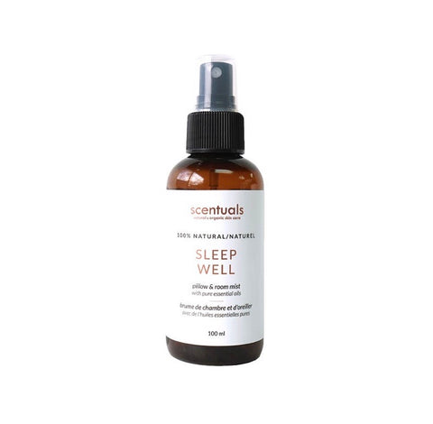 SLEEP WELL pillow & room mist