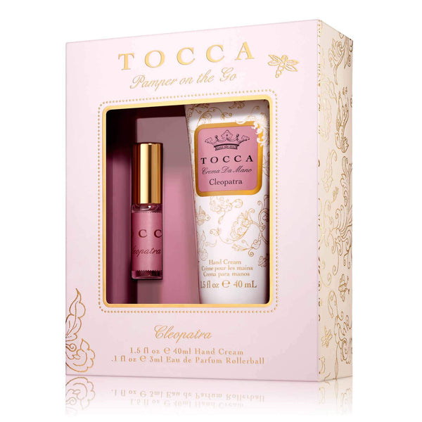 TOCCA pamper on the go