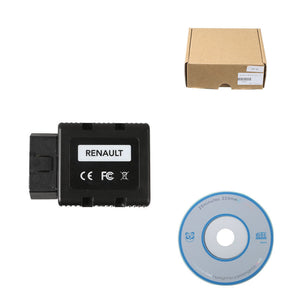 Bluetooth Diagnostic & Programming fit til Renault Replace of Can Clip - Lifafa Denmark
