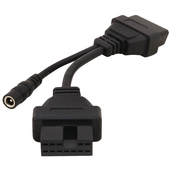 12 pin OBD1 til 16 pin OBD2 diagnoseadapterkabel for GM Chevrolet GMC Hyundai - Lifafa Denmark