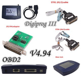 Latest DigiProg 3 DP3 V4.94 Mileage Odometer Correction Tool OBD2 NEW FDTI - Lifafa Denmark