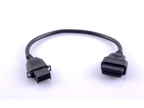 Volvo Truck OBD 8 Pin to Female OBDii 16Pin Diagnostic Connector Cable Adpater - Lifafa Denmark