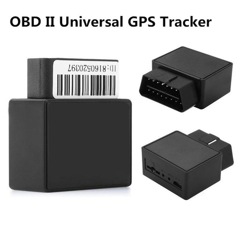 Universal OBDII Mini 16-Pin Vehicle Offroad GPS Realtime Tracker Device GSM GPRS - Lifafa Denmark