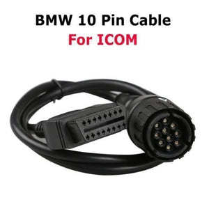 BMW 10 Pin ICOM D Cable ICOM-D Motorcycles Diagnostic Service Cable - Lifafa Denmark