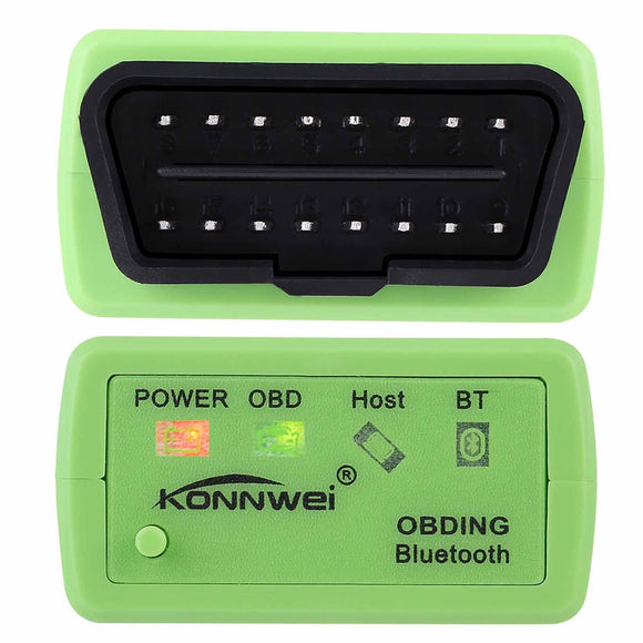 ELM327 Konnwei KW902 Bluetooth Car Auto Diagnostic OBDII Scan Tool for Android - Lifafa Denmark