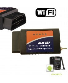 FORSCAN ELM327 WIFI DIAGNOSTIC TOOL MED SWITCH OBD2 FORD MAZDA BUS SCANNER
