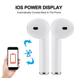 Wireless Earbud Headsets Bluetooth 4.2 Earphone In-Ear Headphone Universal  høretelefoner - Lifafa Denmark