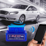 Mini Elm 327 Bluetooth Diagnostic Car Auto Scanner - Lifafa Denmark