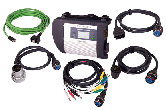 OBD2 Tool for BENZ MB SD C4