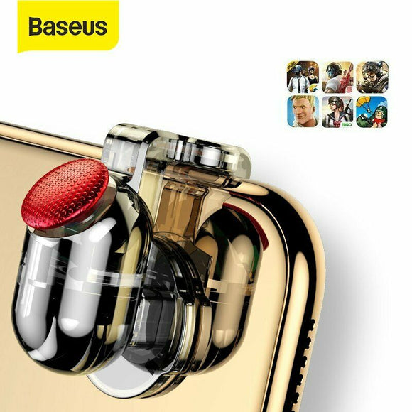 Baseus Phone Gamepad Aim Button Trigger Game Handle Marksman Controller til PUBG