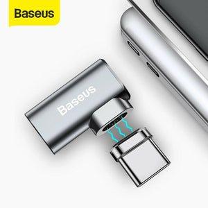 Baseus 86W USB-C til type C magnetisk hurtig opladnings adapter stik til MacBook