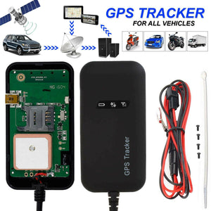 Realtime GPS GPRS GSM Tracker Tracking Device For Car, Van, Vehicle, Motorcycle - Lifafa Denmark