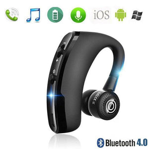 Wireless Bluetooth 4.0 Headset Sports Headphone Earphone Hands-free Universal, høretelefoner - Lifafa Denmark