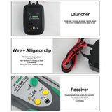 Automotive Short Open Finder-kabelkredsløb Car Wire Tracker Tester Reparation - Lifafa Denmark