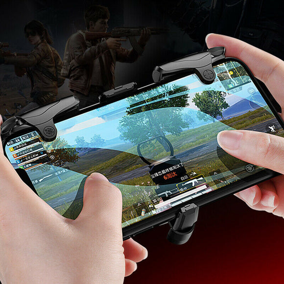 Bluetooth Mobile Game Remote Controller Gamepad Joystick til iPhone Android PUBG - Lifafa Denmark