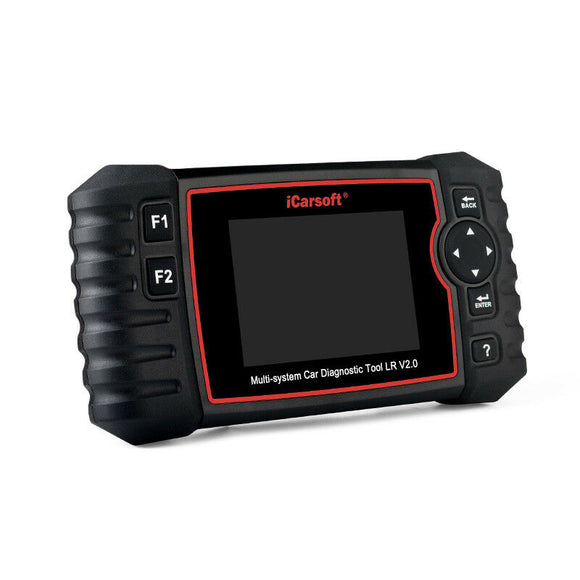 Latest Version Of iCarsoft LR V2.0 OBD2 Diagnostic Tool For Land Rover, Jaguar - Lifafa Denmark