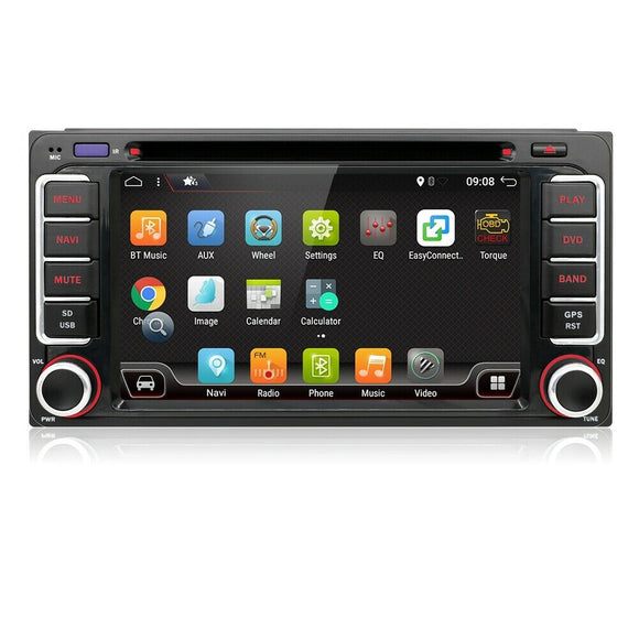 Android 8.0 Stereo System for Toyota 2GB/32GB - Lifafa Denmark
