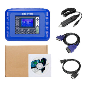 Sbb Pro2 Key Programmer Updated To V48.99 Can Support New Cars To 2017 - Lifafa Denmark