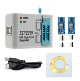 EZP2019 High Speed USB SPI Programmer Support 24 25 26 93 EEPROM 25 Flash Bios - Lifafa Denmark