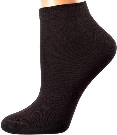 Athens Collection - 7 Days - 7 Pairs - Mercerized Cotton Socks - Quarter Length - Sizes: S-L - SOXESSORY