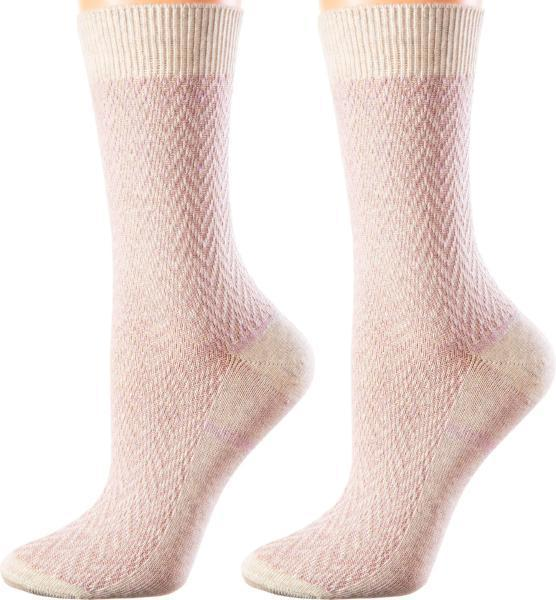 Buenos Aires Collection - Mercerized Cotton Socks - Crew Length - Sizes: S-L