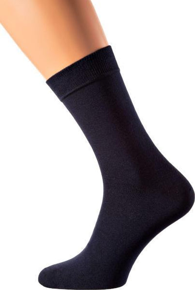 Frankfurt Collection - Mercerized Cotton Socks - Crew Length - Sizes M-XL - SOXESSORY