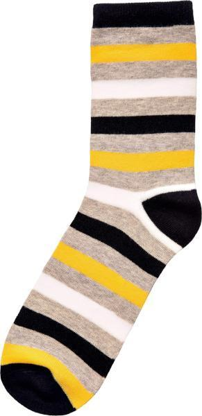 Johannesburg Collection - Mercerized Cotton Socks - Crew Length - Size: S-L - SOXESSORY