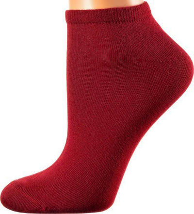 Madrid Collection - Mercerized Cotton Socks - Superior Quality - Quarter Length - Size: S-L - SOXESSORY