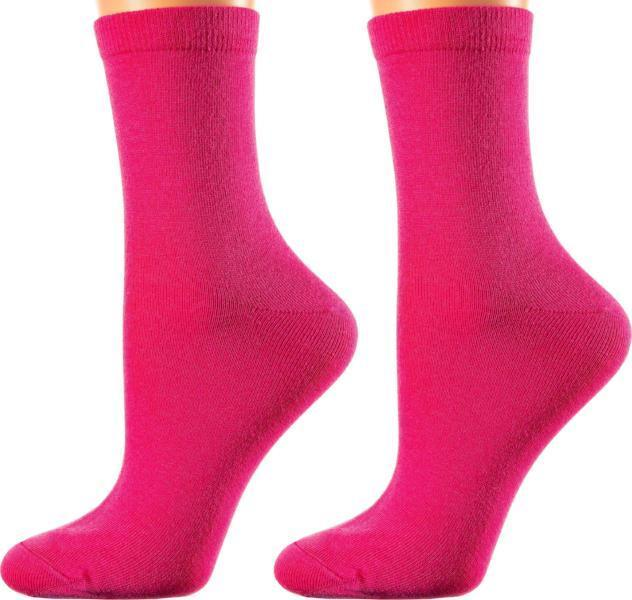 Miami Collection - Mercerized Cotton Socks - Crew Length - Sizes: S-L