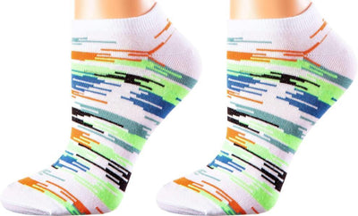Oslo Collection - Mercerized Cotton Socks - Quarter Length - Sizes: S-L - SOXESSORY