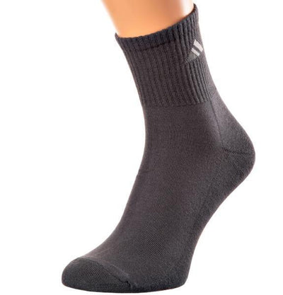 Rome Collection - Mercerized Cotton Socks - Sports Edition - Crew Length - Sizes: M-XL - SOXESSORY