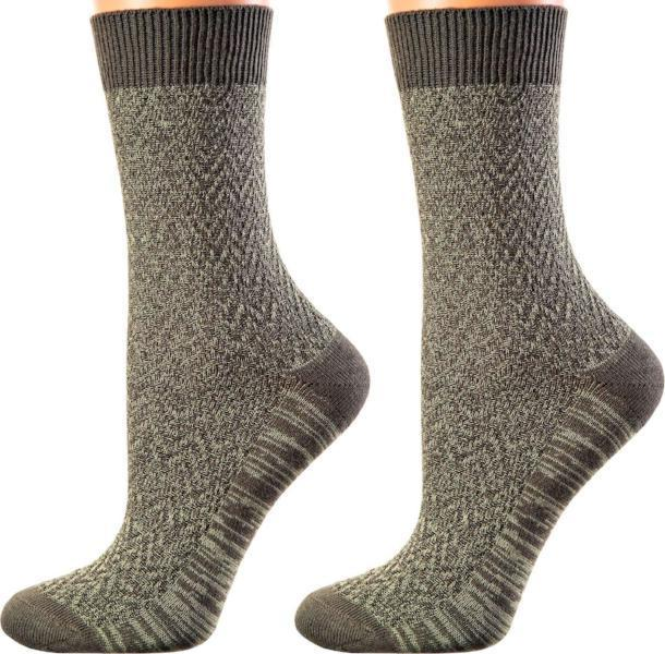 Vancouver Collection - Mercerized Cotton Socks - Grew Length - Sizes: S-L