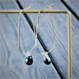 Teardrops | Hoop Earrings