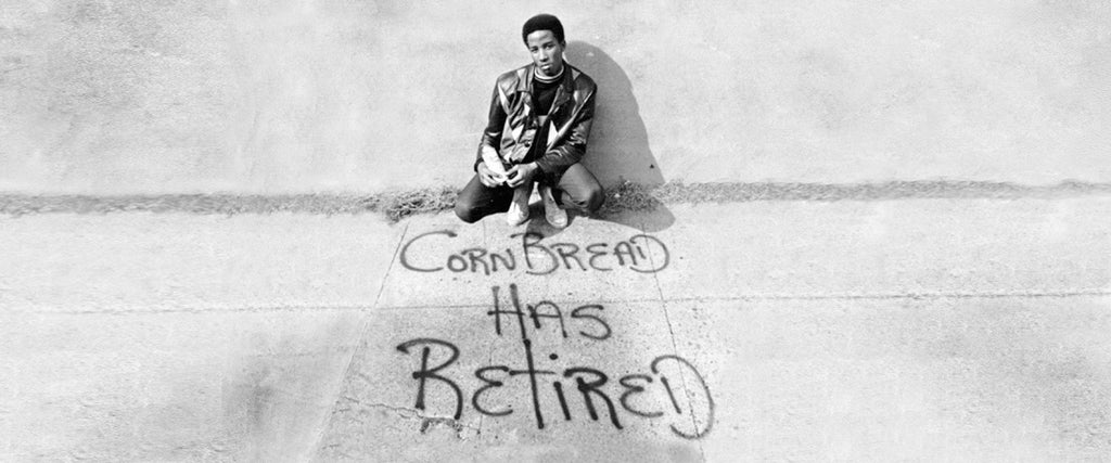 The Legend of CORNBREAD: How He Tagged The Jackson 5 Jet & An Elephant