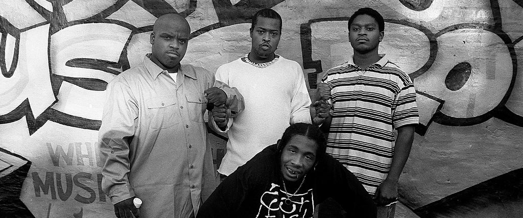 Gettin' Fed Off of <br>Goodie Mob's 'Soul Food'