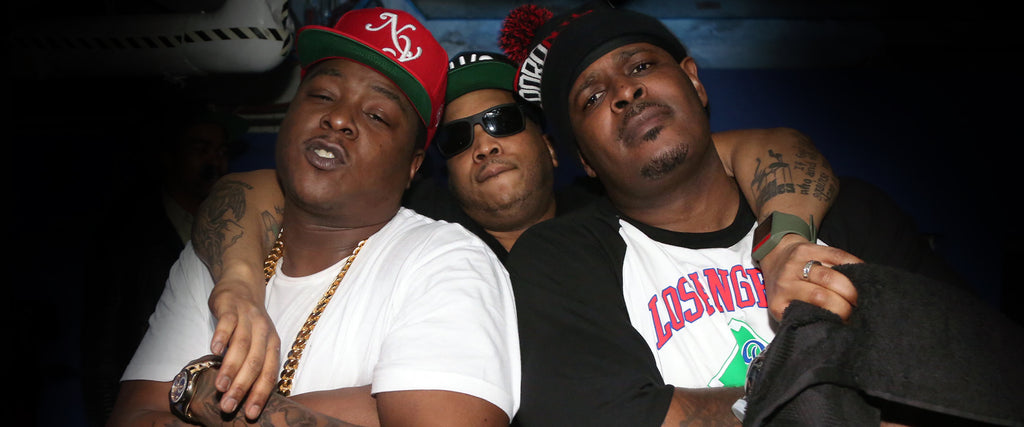 'Money, Power, Respect': Bad Boy's Gloss Couldn't Hide The LOX's Chemistry
