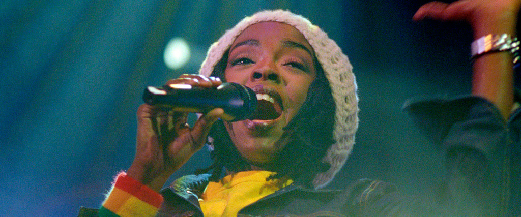 Lauryn Hill Hits Top 10 On<br> Rolling Stone's