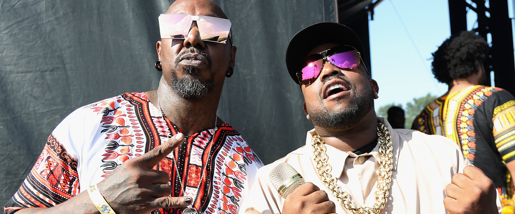Big Boi and Sleepy Brown On Brotherhood and 'The Big Sleepover'