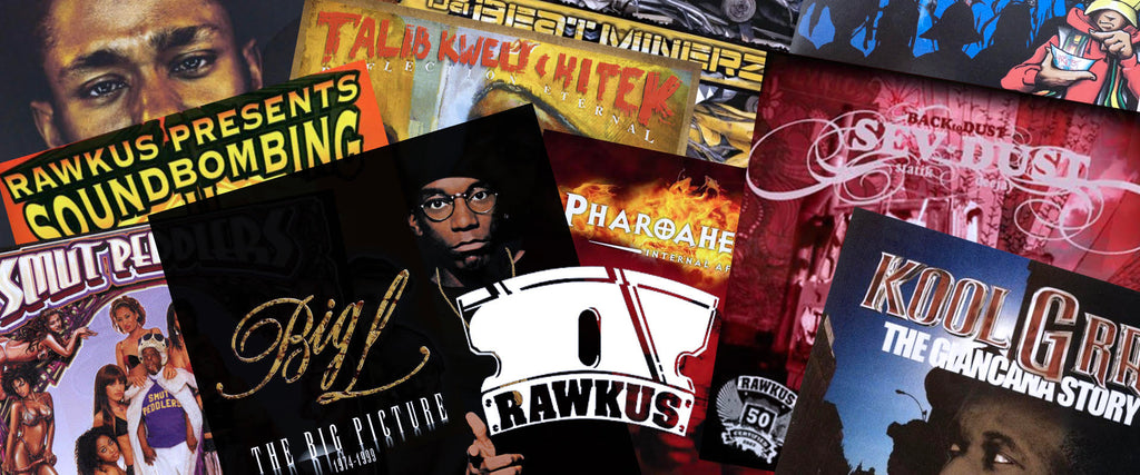 Hip-Hop Label 101: Rawkus Records