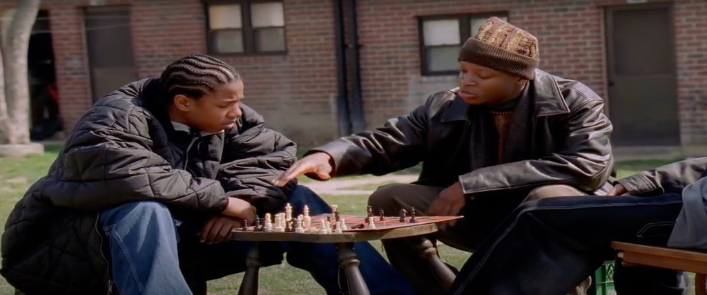 Hip-Hop Told You Chess Was Dope <br>Before 'The Queens Gambit'