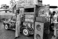 Charlie Ace's mobile sound system