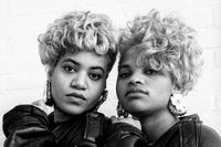 Cheryl James (Salt) and Sandra Denton (Pepa)