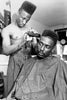Big Daddy Kane gets a haircut