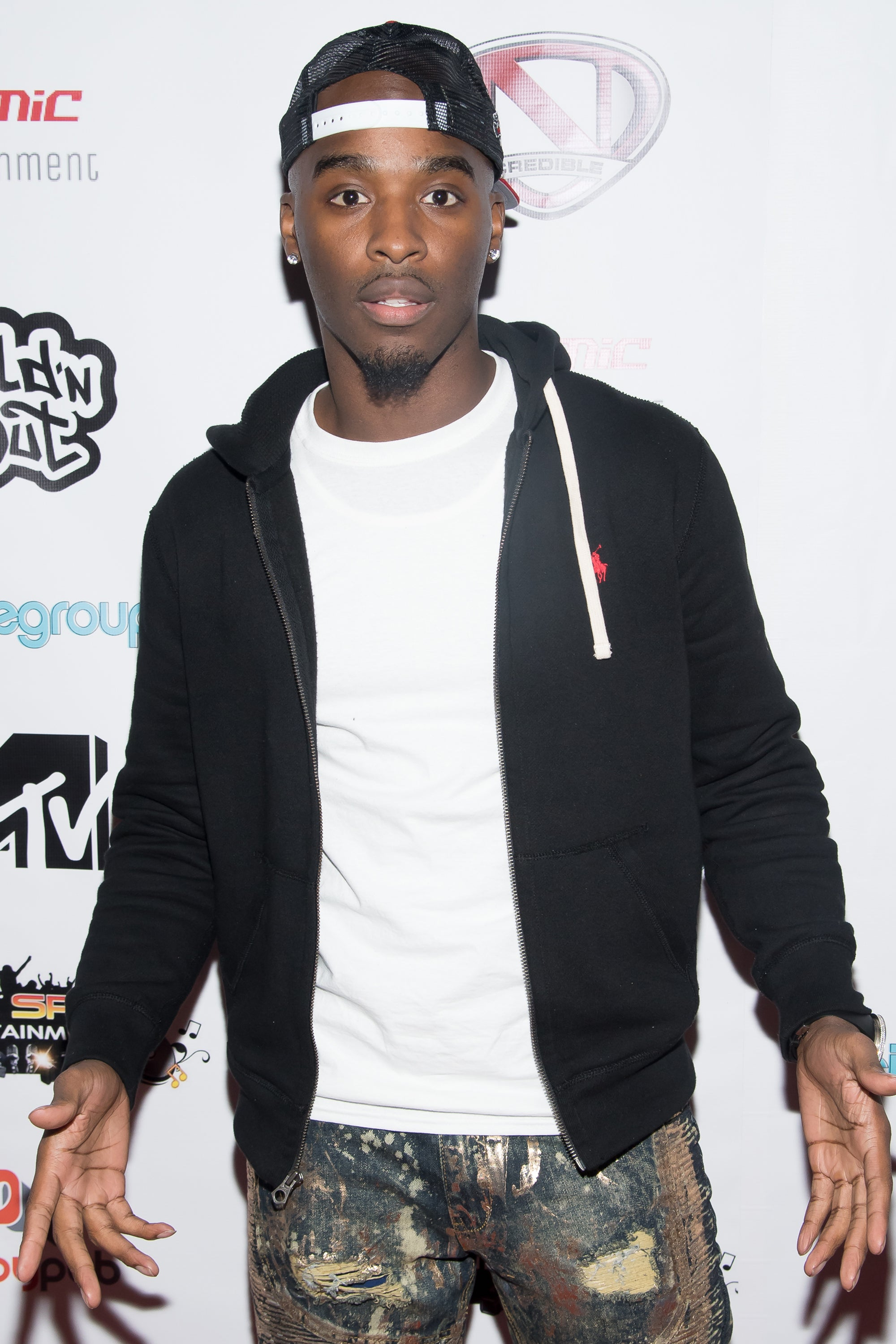 Hitman Holla attends Wild 'N Out Live at Arena NYC on November 4, 2016 in New York City