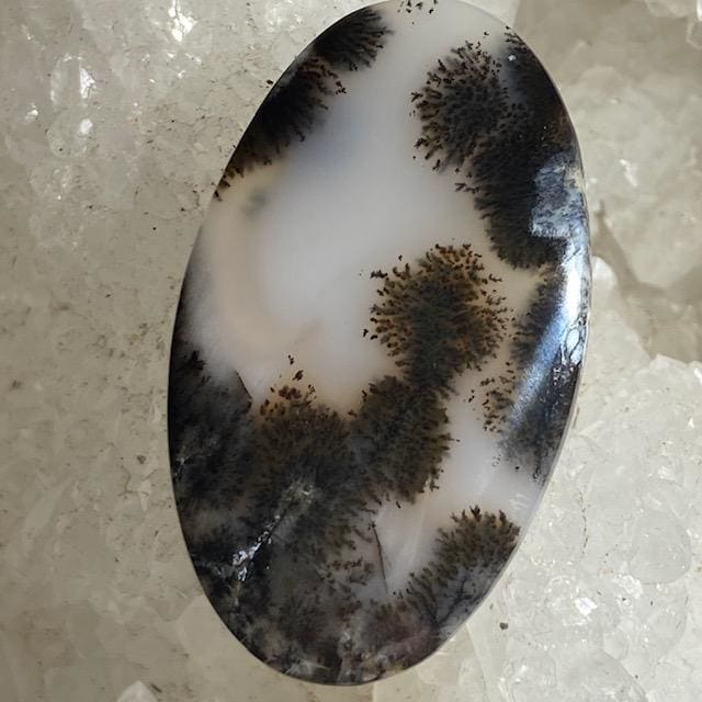 Agate Dentritique