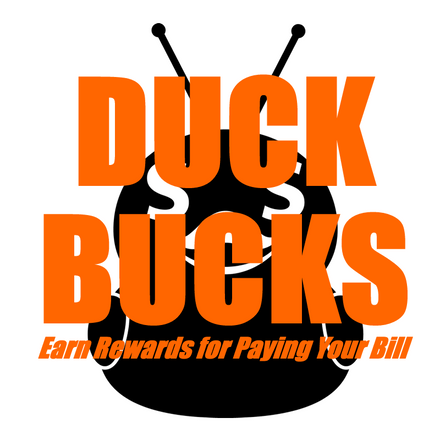 Duck Bucks Reward Program