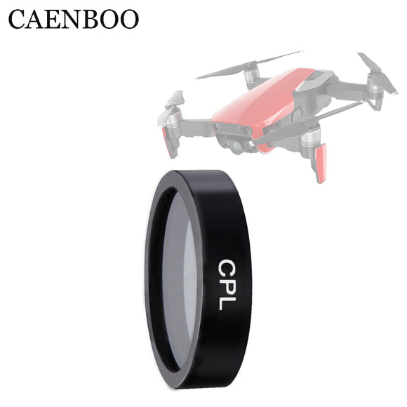 CAENBOO Mavic Air Drone Camera Filters Set Circular Polarizing Filter CPL Protector Filter For DJI Mavic Air Drones Accessories