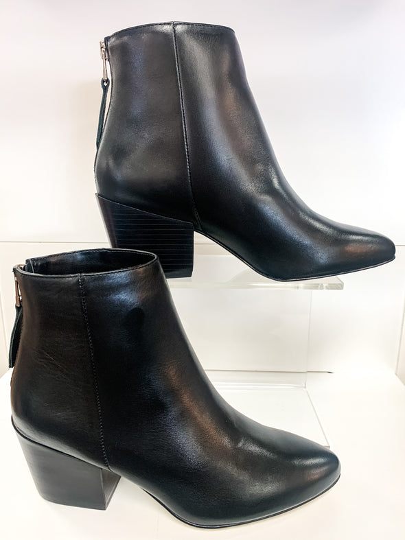 MATISSE: BLACK CROFT BOOTIE