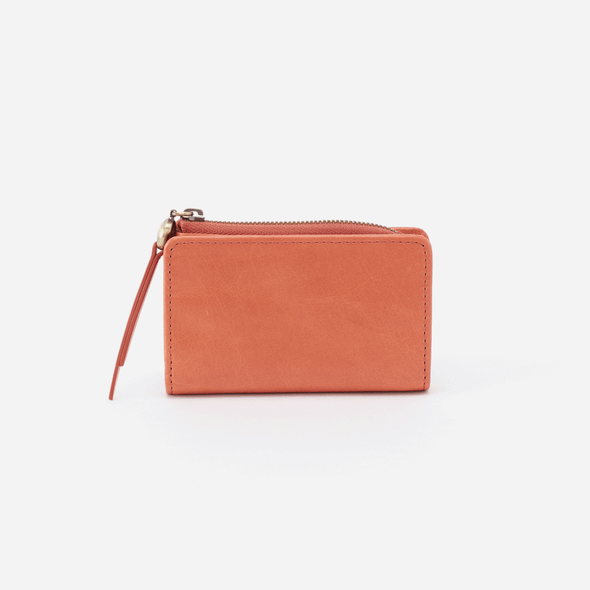 DART WALLET - DUSTY CORAL