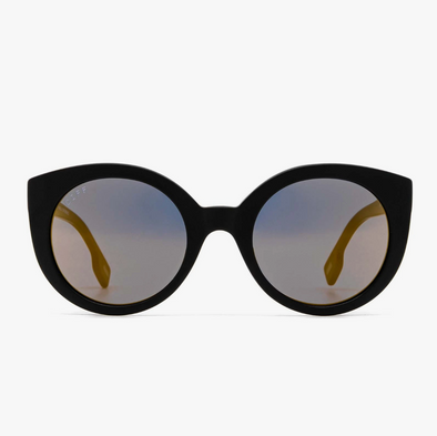 EMMY - NON POLARIZED MATTE BLACK + TORTOISE GRADIENT